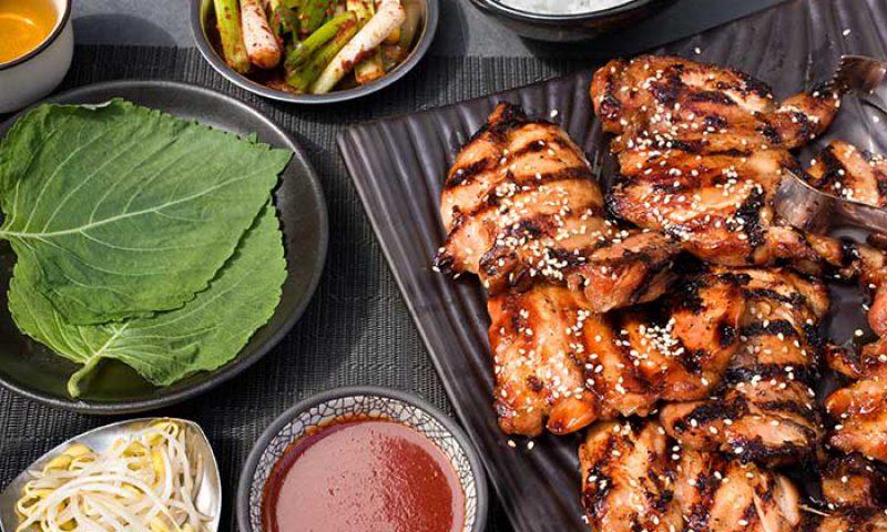 Promo Asian BBQ di Great Western Resort Hotel