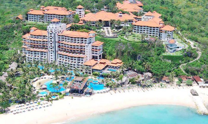 Grand Nikko Bali Berganti Nama menjadi Hilton Bali