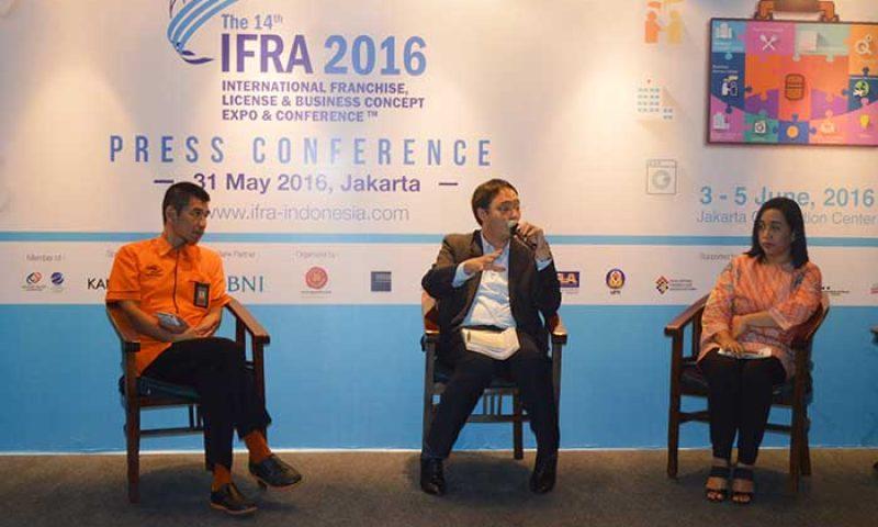 IFRA 2016 Target Rp450 Miliar