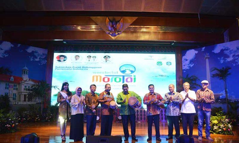Arief Yahya Luncurkan Wonderful Morotai Island 2016