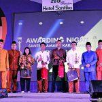 Awarding Night Santika & Amaris Karawang Bekasi 2016