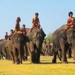 Industri Pariwisata Thailand Mempertahankan Pertumbuhan Dua Digit