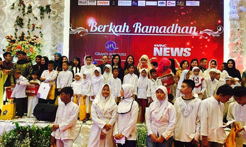 Berkah Ramadan di Grand Mercure Maha Cipta Jakarta Harmoni