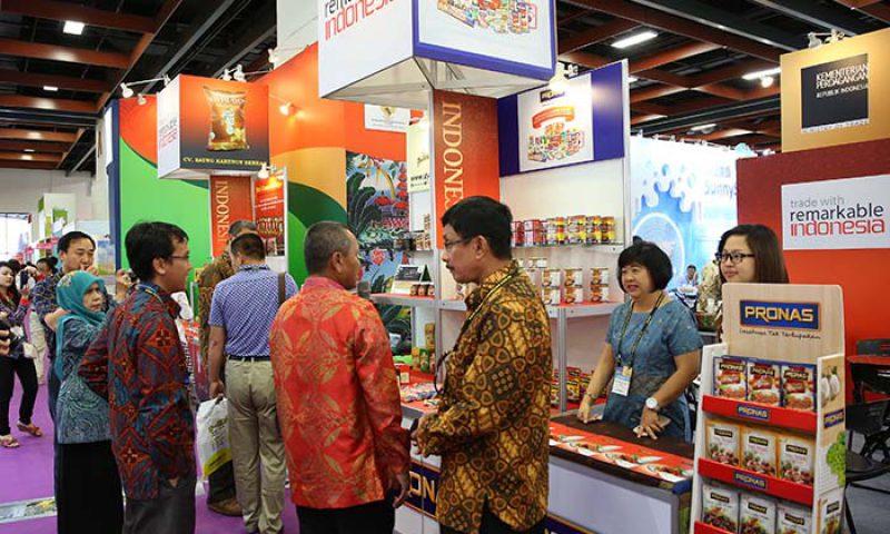 Produk Halal Indonesia Harus Bersaing di Pasar Asia Pasifik