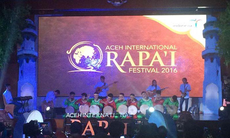 Festival Musik Perkusi Internasional di Aceh