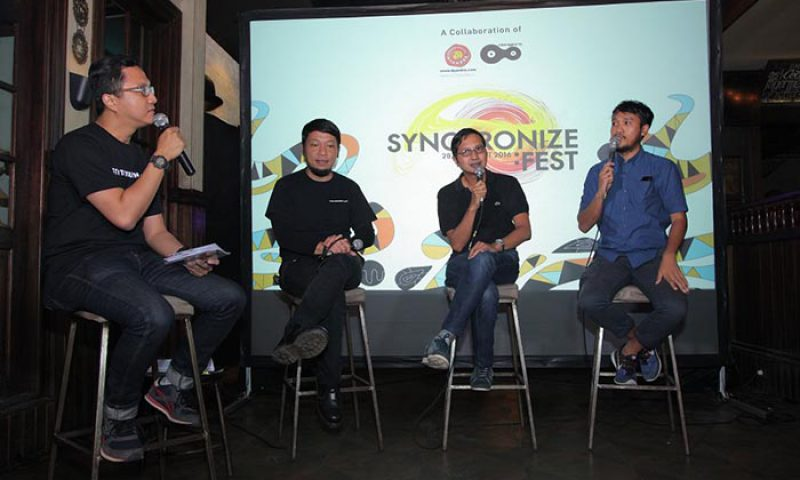 Synchronize Fest 2016, 100 Persen Musisi Lokal