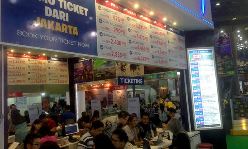 Astindo Jakarta Travel Fair 2016 Hadirkan 20 Maskapai