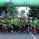 Lomba Lari untuk Melestarikan Peninggalan Bersejarah