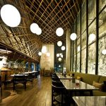 Waha Kitchen, Restoran Peranakan di Hotel Desain