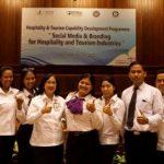 Singapura Mengembangkan SDM Pariwisata di Indonesia