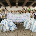 POP! Hotels Berpartisipasi dalam Clean Up Jakarta Day