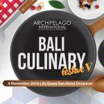 Festival Memasak Archipelago Culinary Festive 2016