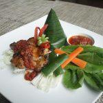 The Harmony Restaurant Padukan Menu Nusantara dan Barat