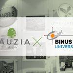 TAUZIA Hotel Management Dukung Program Inkubasi Wirausaha