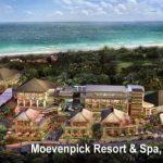 Debut Movenpick Resorts & Spa di Indonesia