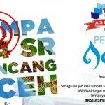 Asperapi Peduli Aceh