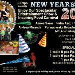 JIExpo Gelar Perayaan Malam Tahun Baru