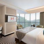 Air Terjun di Dalam Swiss-Belhotel Yogyakarta