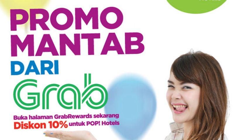 POP! Hotels Kerja Sama dengan GrabRewards