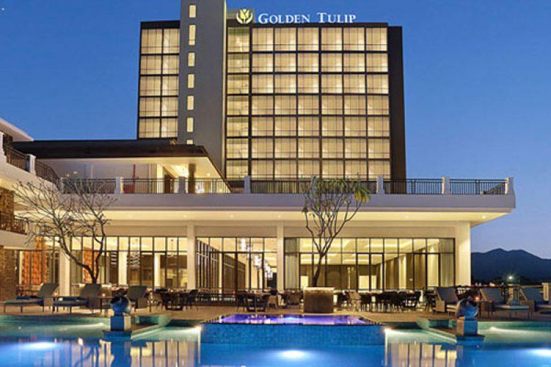 Meeting nuansa sasak di golden tulip mataram for Design hotels ag