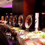 Buffet Dinner Tahun Baru Imlek di Mercure Convention Center Ancol