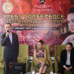 Vicky Shu Meriahkan Imlek di Grand Mercure Maha Cipta Kemayoran