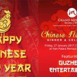 Grand Mercure Jakarta Harmoni Menyambut Imlek dan Valentine