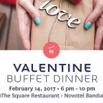 Ungkapan Kasih Sayang Termanis Bersama Novotel Bandung