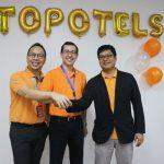 Perayaan Ulang Tahun ke-5 Topotels Hotels & Resorts
