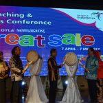 Menpar Harapkan Semarang Great Sale 2017 Bertaraf Internasional