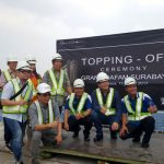 Topping Off Grand Dafam Surabaya