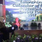 Sumut Luncurkan Kalender Acara Pariwisata Danau Toba