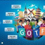 Garuda Online Travel Fair, Promo Gaya Baru