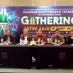 Jatim Fair 2017 Berkolaborasi dengan Trade Expo Indonesia