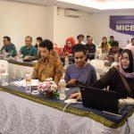 Uji Publik Rancangan Permenpar tentang Pedoman Penyelenggaraan MICE