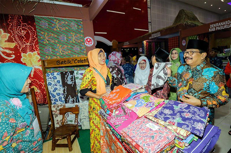 Batik Bordir & Aksesoris Fair 2017
