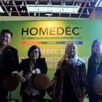 Kebutuhan Dekorasi Meningkat, HOMEDEC Kembali Hadir