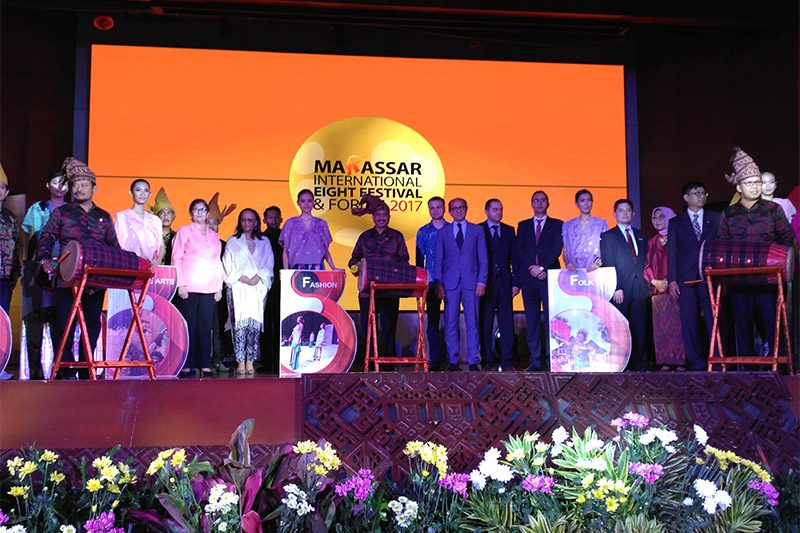 Makassar International Eight Festival & Forum