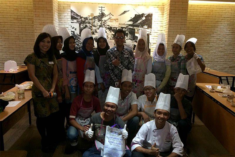 Kunjungan ATFAC ke Mercure Jakarta Sabang