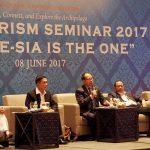 Sumatera Selatan menjadi Tuan Rumah Bali and Beyond Travel Fair 2017