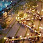 Santika Premiere Kota Harapan Indah Berbagi Kebahagiaan di Bulan Ramadan