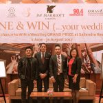 Makan Berhadiah Pesta Pernikahan di JW Marriott Hotel Jakarta