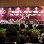 Perhelatan Jakarta Fair Kemayoran Semakin Besar