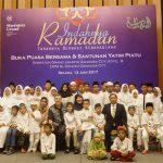 Sheraton Grand Jakarta Gandaria City Berbagai dengan Anak Yatim