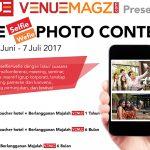 VENUE Selenggarakan MICE Photo Contest