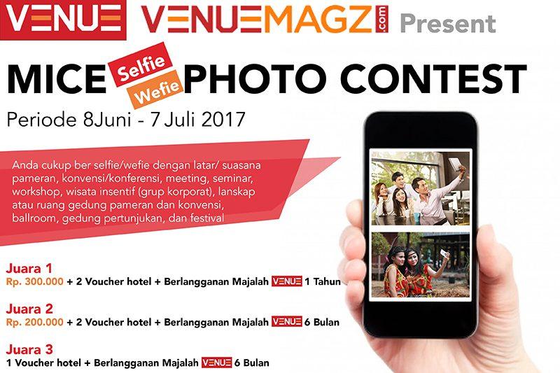 venue selfie contest