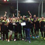Aston Denpasar Hotel Juara Kompetisi Futsal Antar-Housekeeper