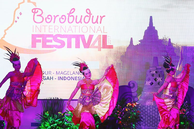 Borobudur International Festival 2017