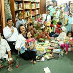 Aksi Nyata Grand Mercure Jakarta Kemayoran Meningkatkan Minat Baca