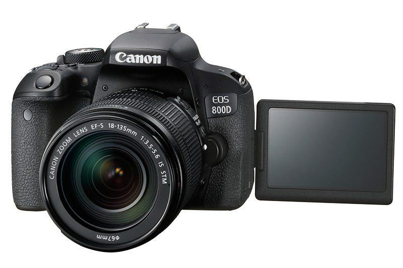 Canon EOS 77D dan Canon EOS800D